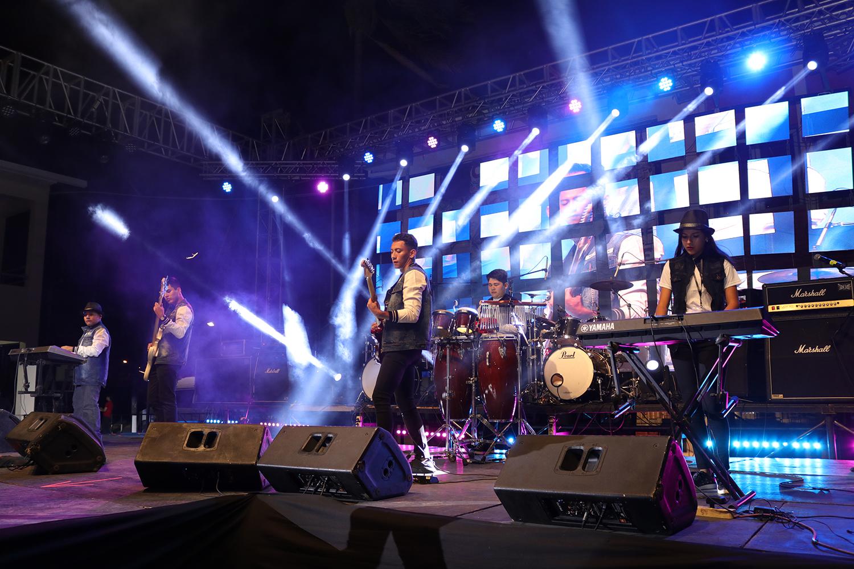 Festival de Música Latina - Colegio Marista
